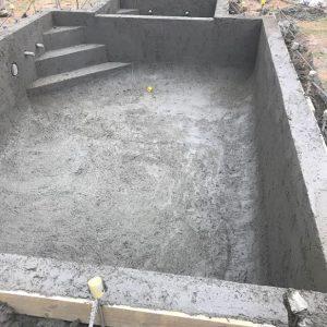 Swimming Pool Concrete Mixes